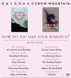 YA ROMANCE Blog tour lowres