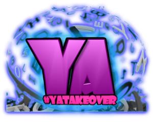 #YAtakeover