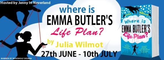 Tour banner Emma Butler
